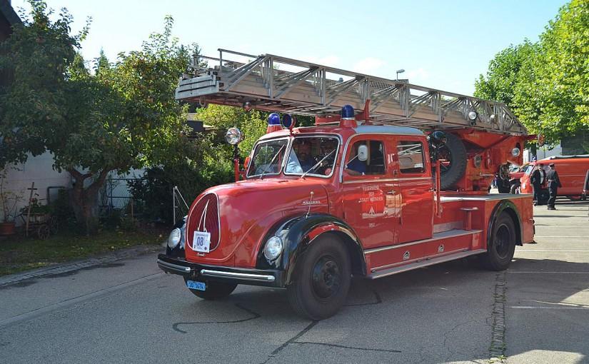 Feuerwehr Oldtimer